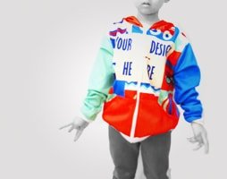 kids zipper fullprint 2