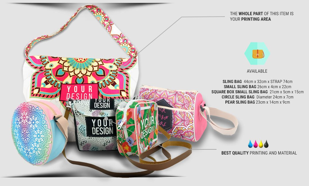 woman small bag specification