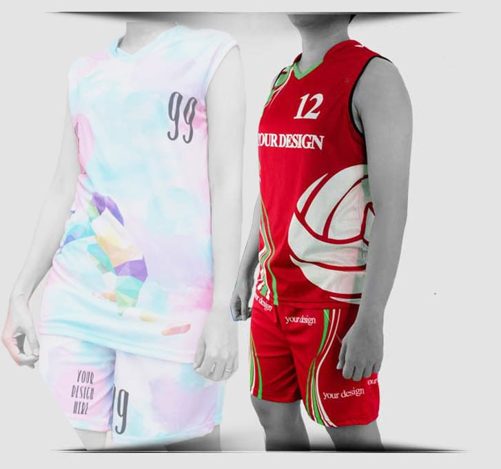 volley ball jersey 2