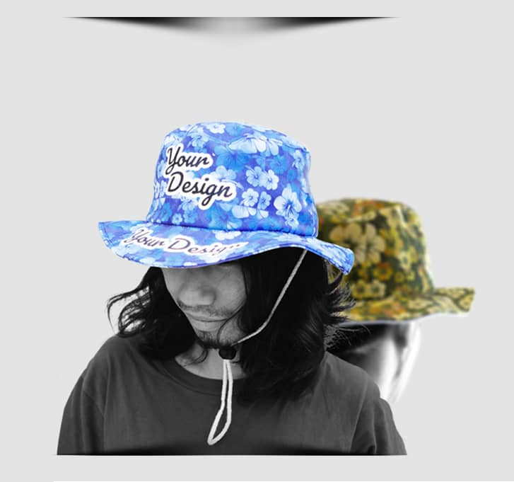 outdoor bucket hat mobile 1