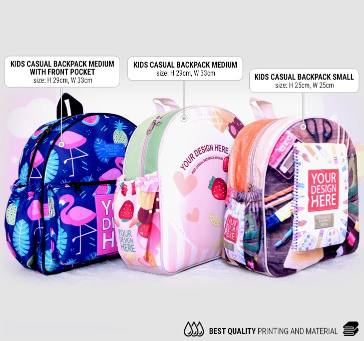 fullprint  specification mobile kids backpack 1