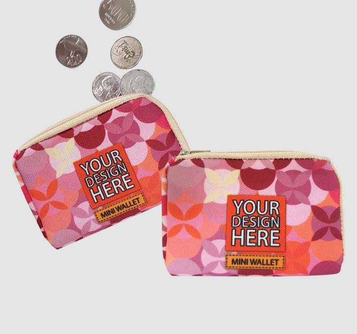 fullprint  specification mobile rectangle coin purse 1