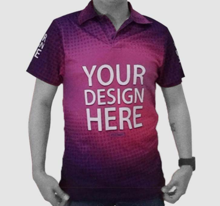 Fullprint Polo Shirts specification mobile 1