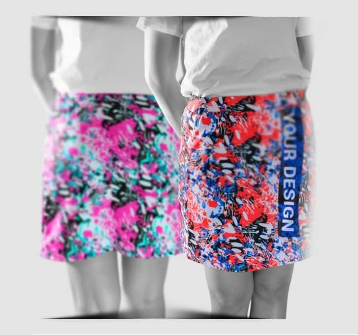 mini skirt specification mobile 1